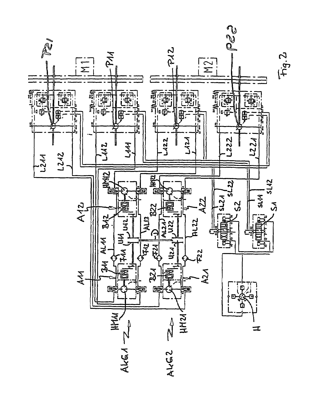 Excavator Hydraulics Schematics