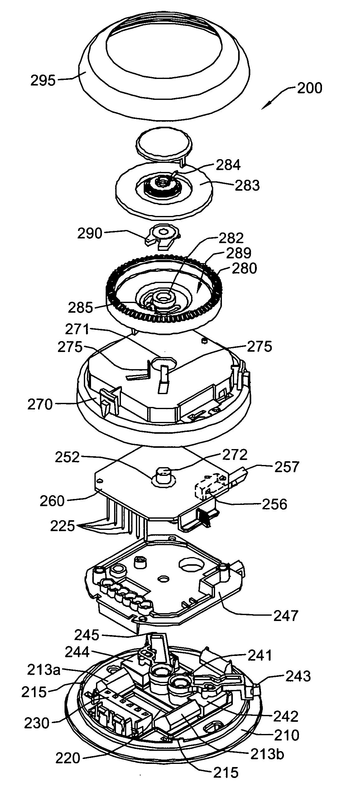 12 Volt Mechanical Thermostat
