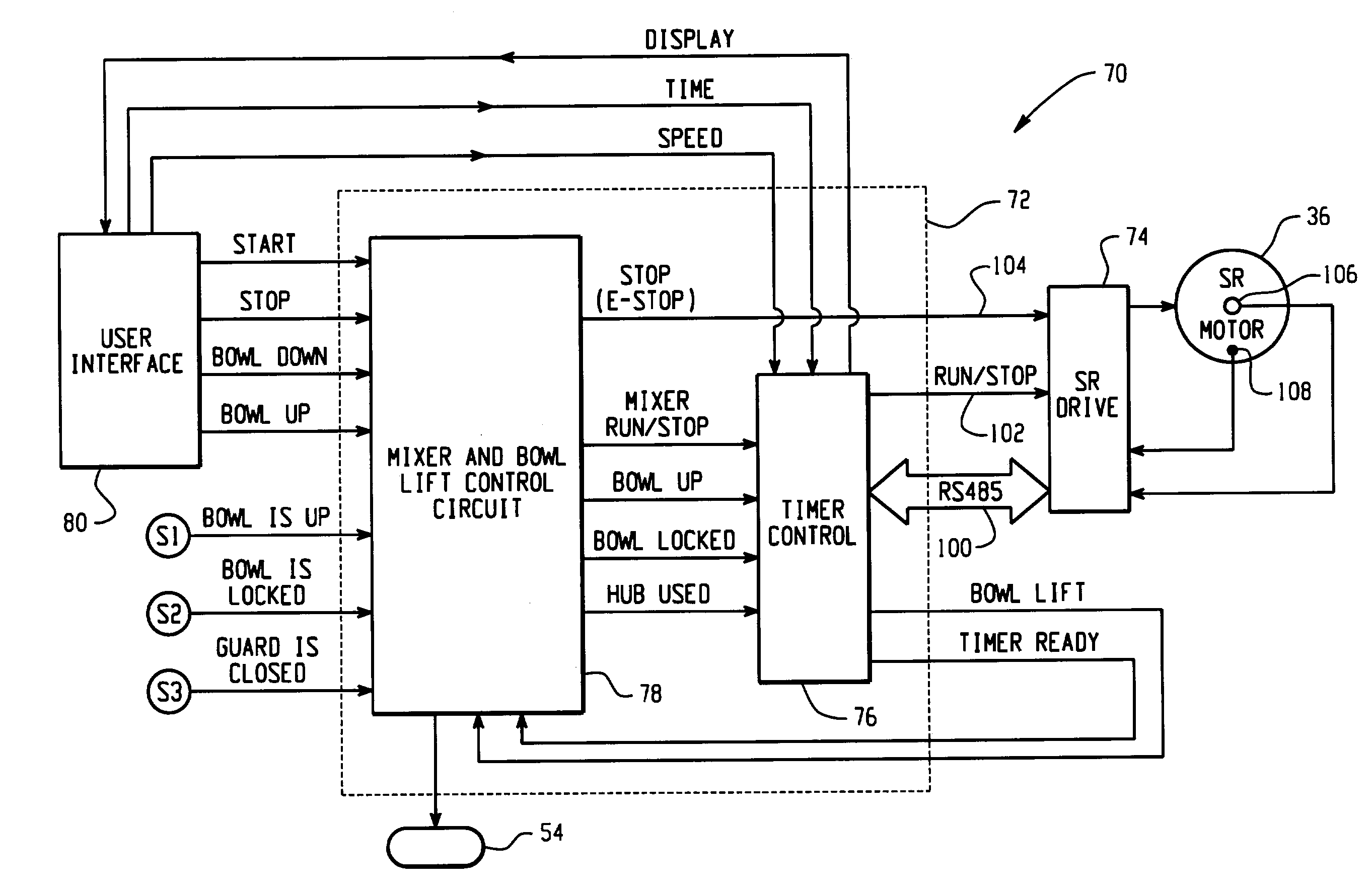 Hobart Mixer Wiring Diagram Wiring Diagram
