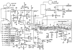 Patent US7274980  Intelligent lift interlock system