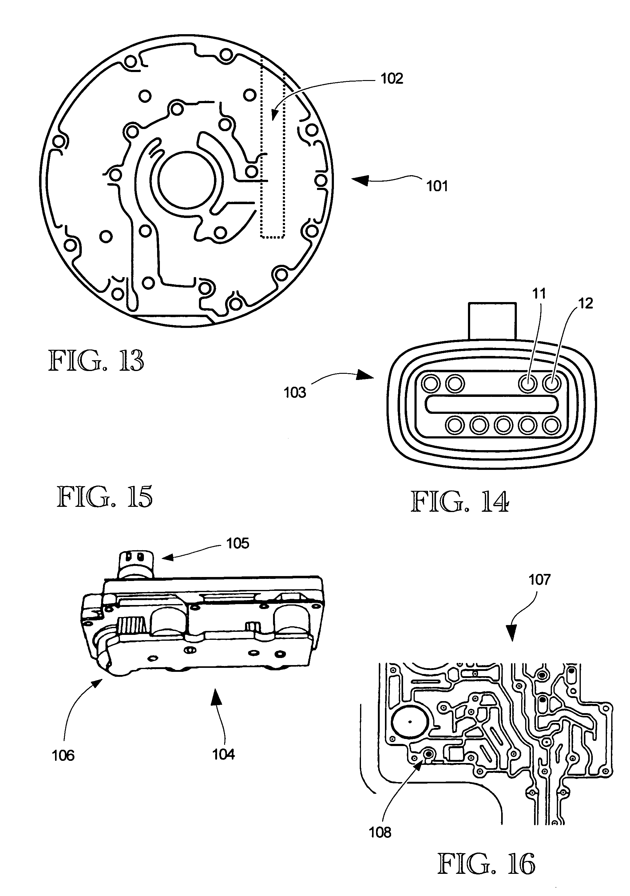 Ford A4ld Transmission Valve Body Diagram