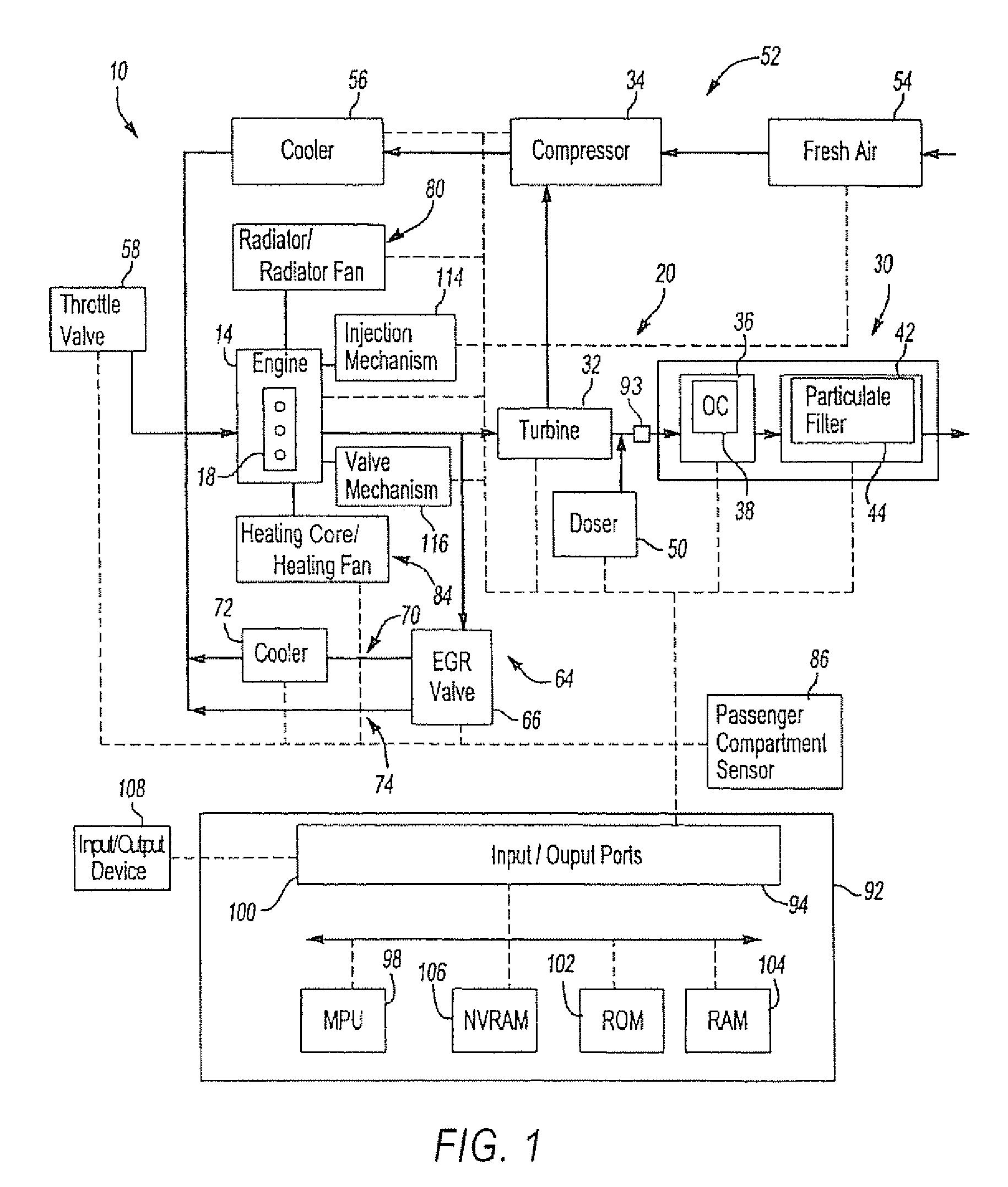 Schematic Brake Pressure Switch