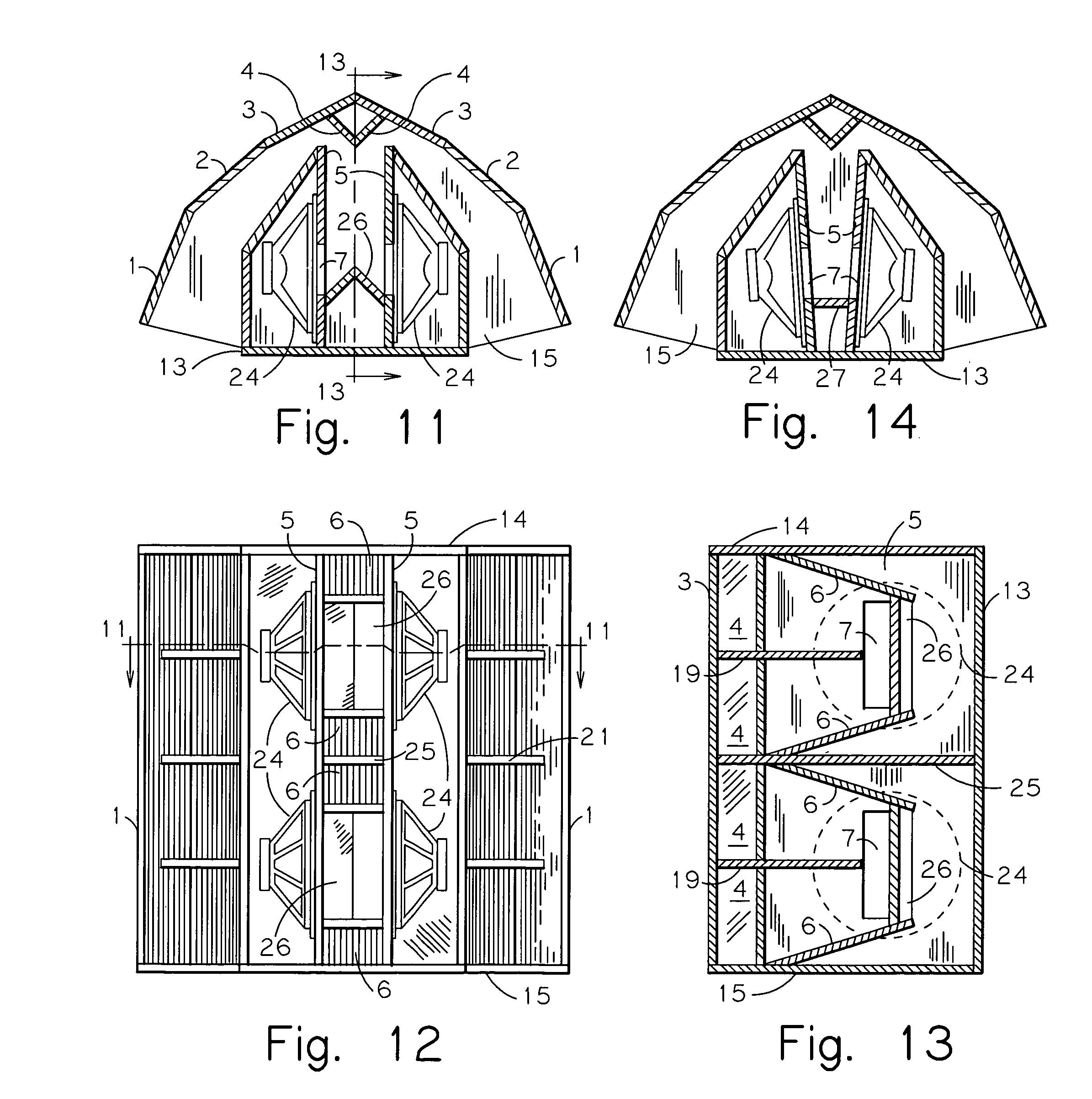 Midbass Horn