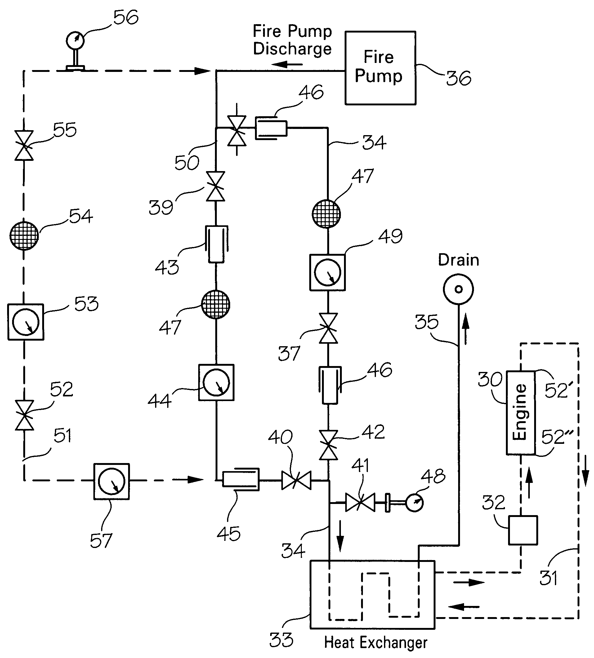 Firesel Engine Diagram