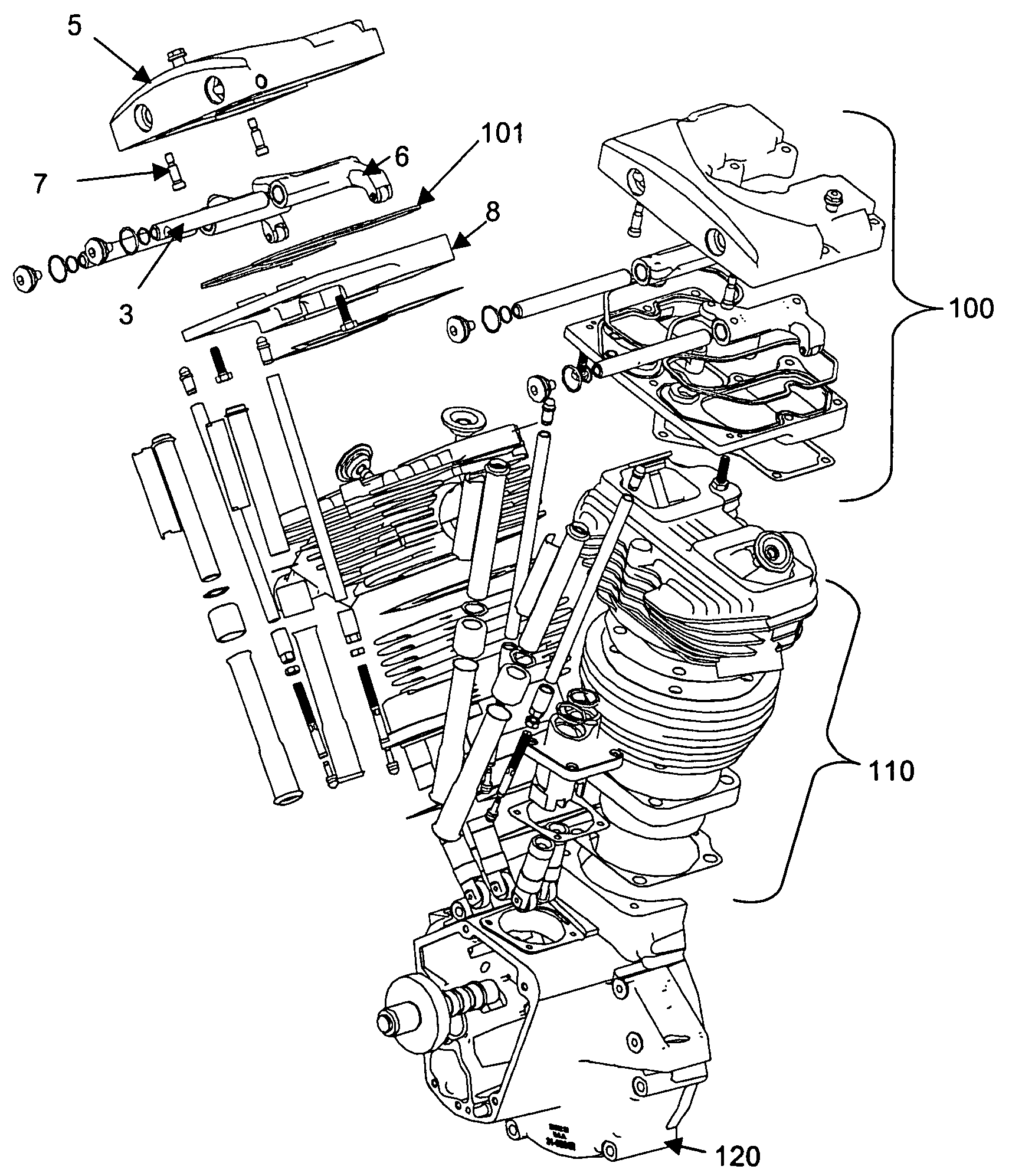 Shovelhead Stator Parts Diagram
