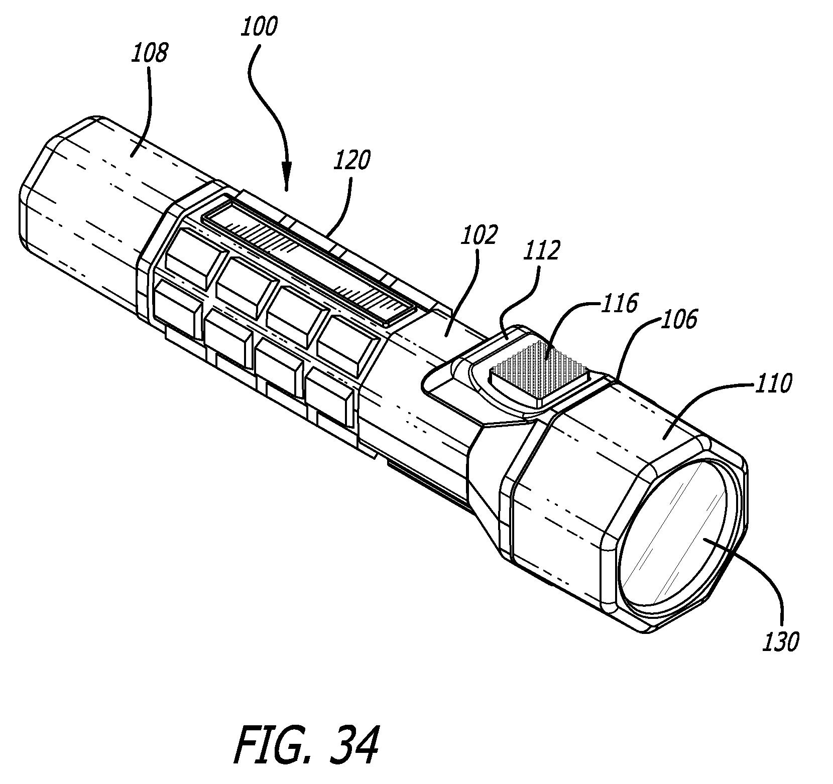 flashlight stun schematic diagram