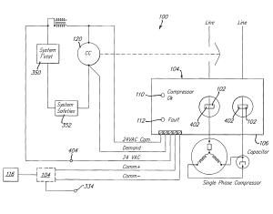 Patent US7647783  Compressor diagnostic system  Google