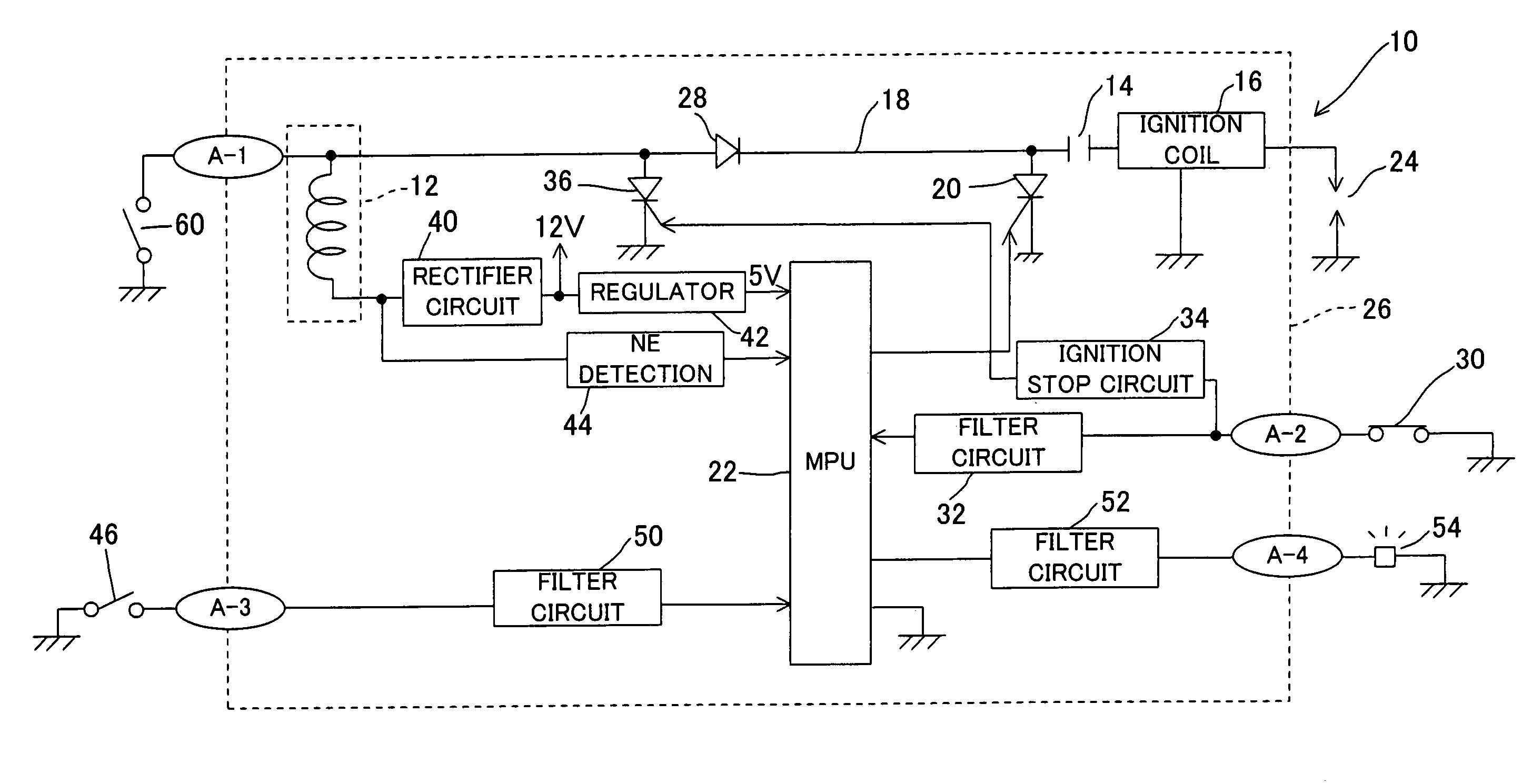 Kawasaki Ignition Coil Wiring Diagram