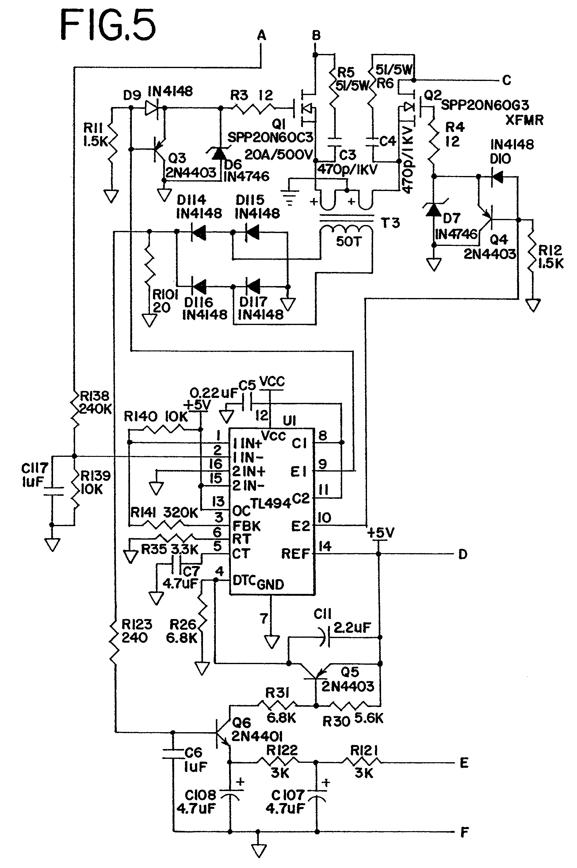 Wireless Inverter Microgrid Schematic