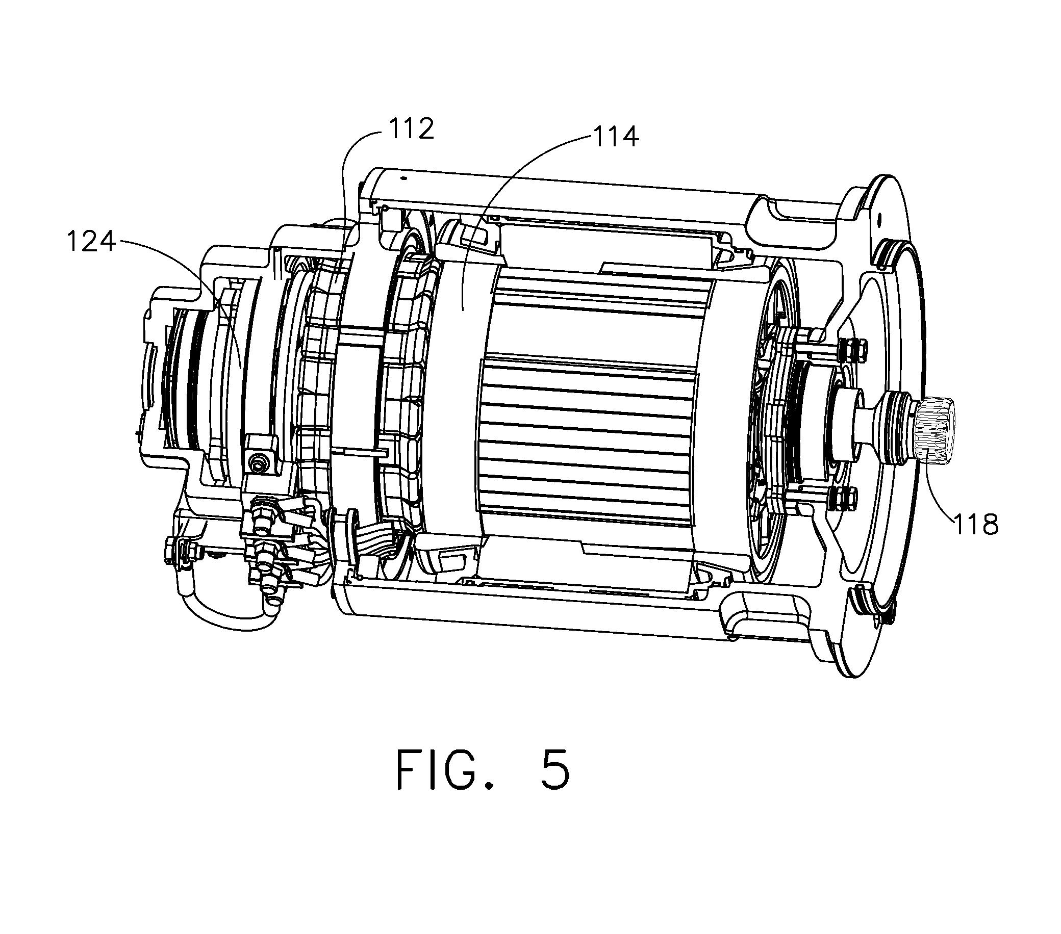 Electric Starter Generator