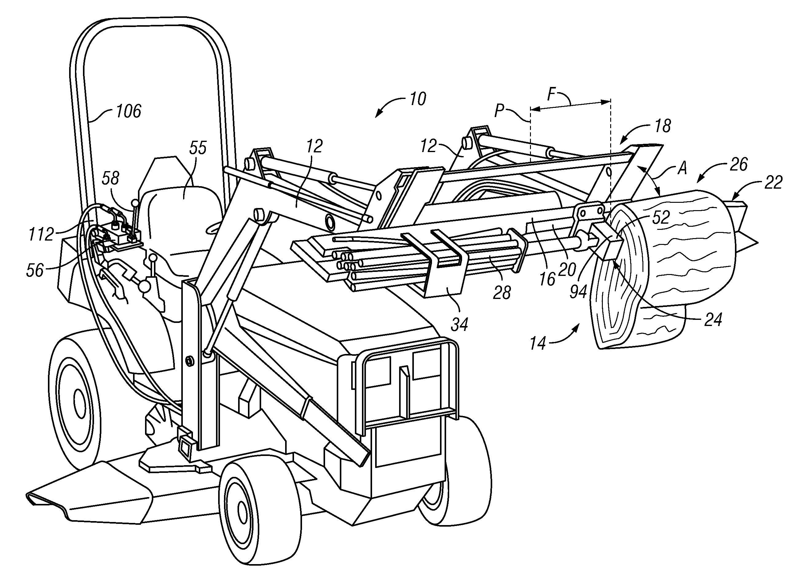 Log Splitter Pump Diagram
