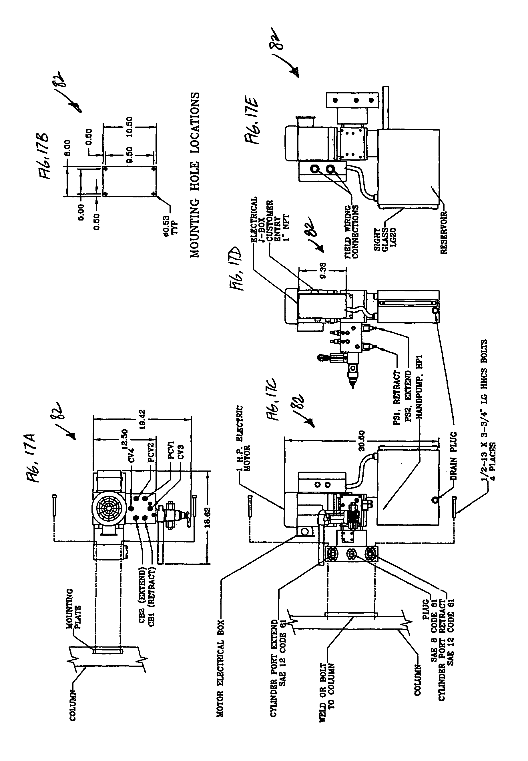 Pneumatic Schematic Safety Valve