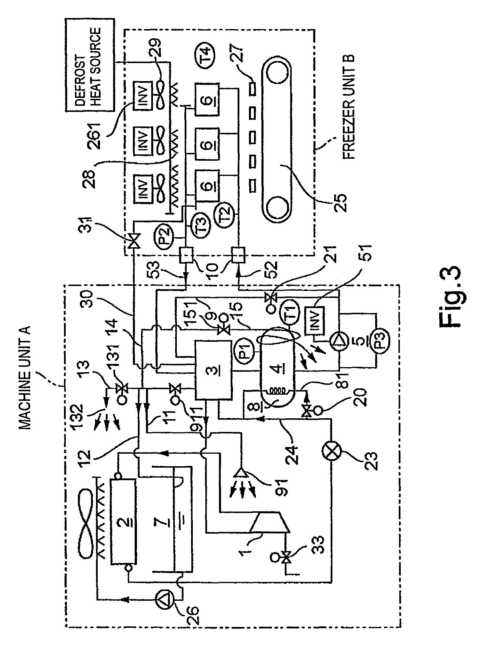 Refrigeration Ammonia Refrigeration Patent
