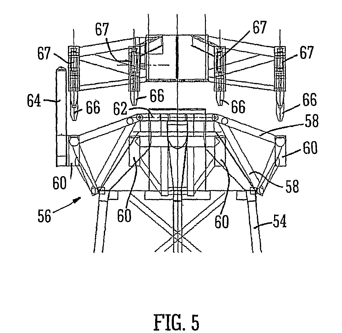 Patent us8016519 installation of offshore structures