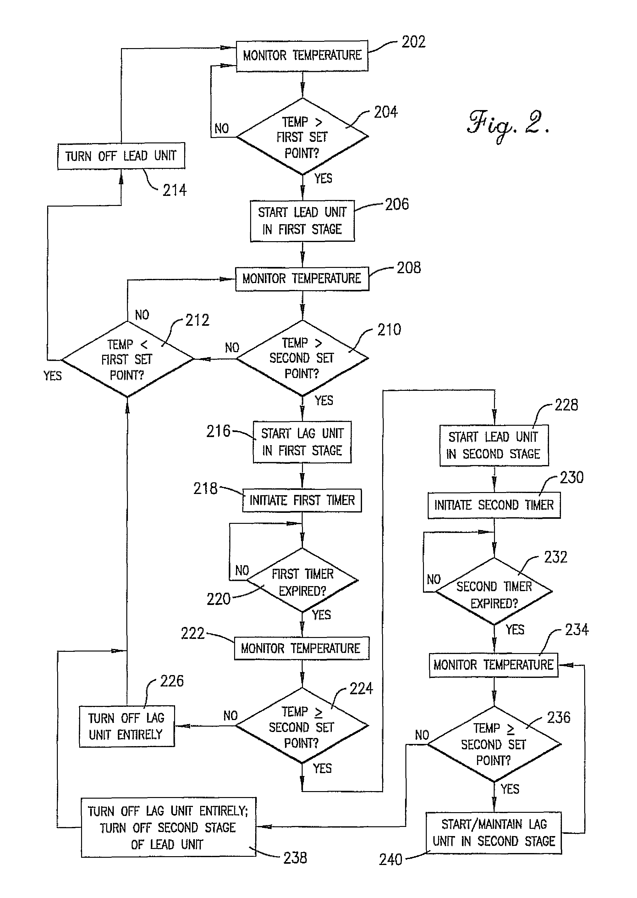 Patent us8019478 control system and method for controlling multi marvair pac ii manual at marvair wiring