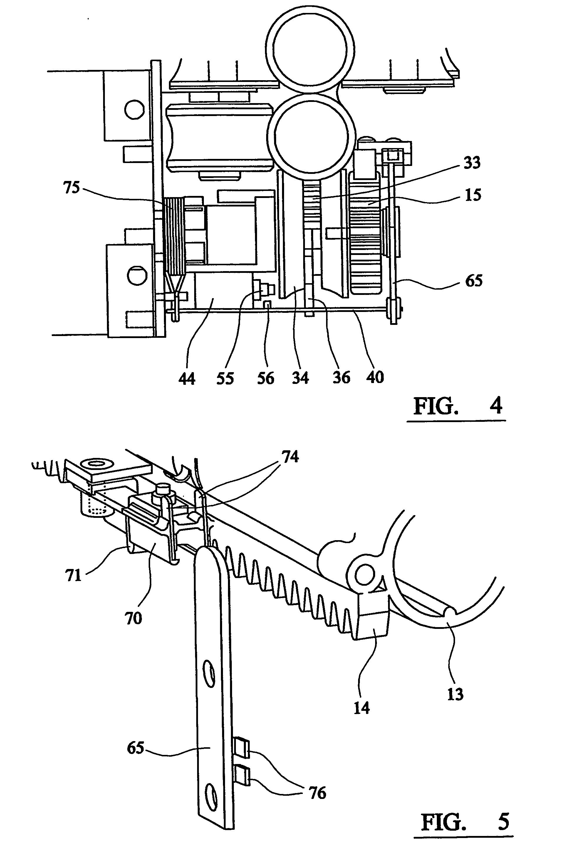 Stair Lift Diagram