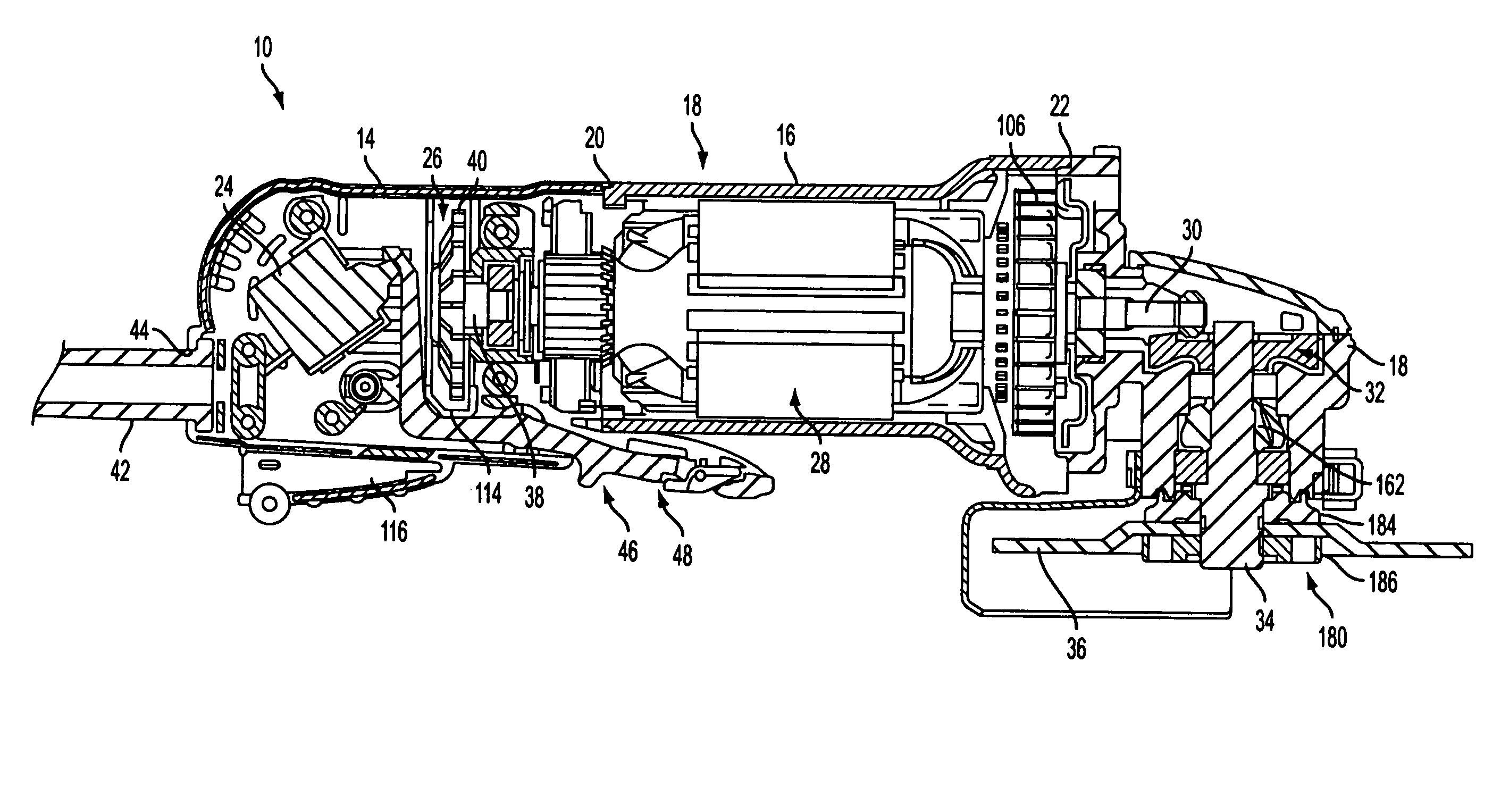 Makita Angle Grinder Parts Diagram