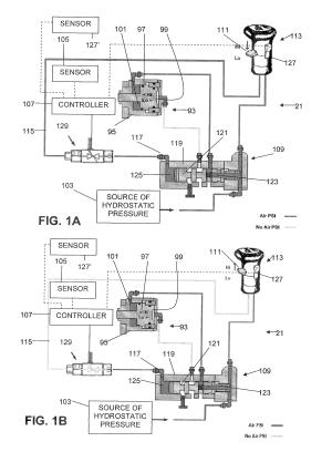 Patent US8225695  Arrangement for inhibiting range