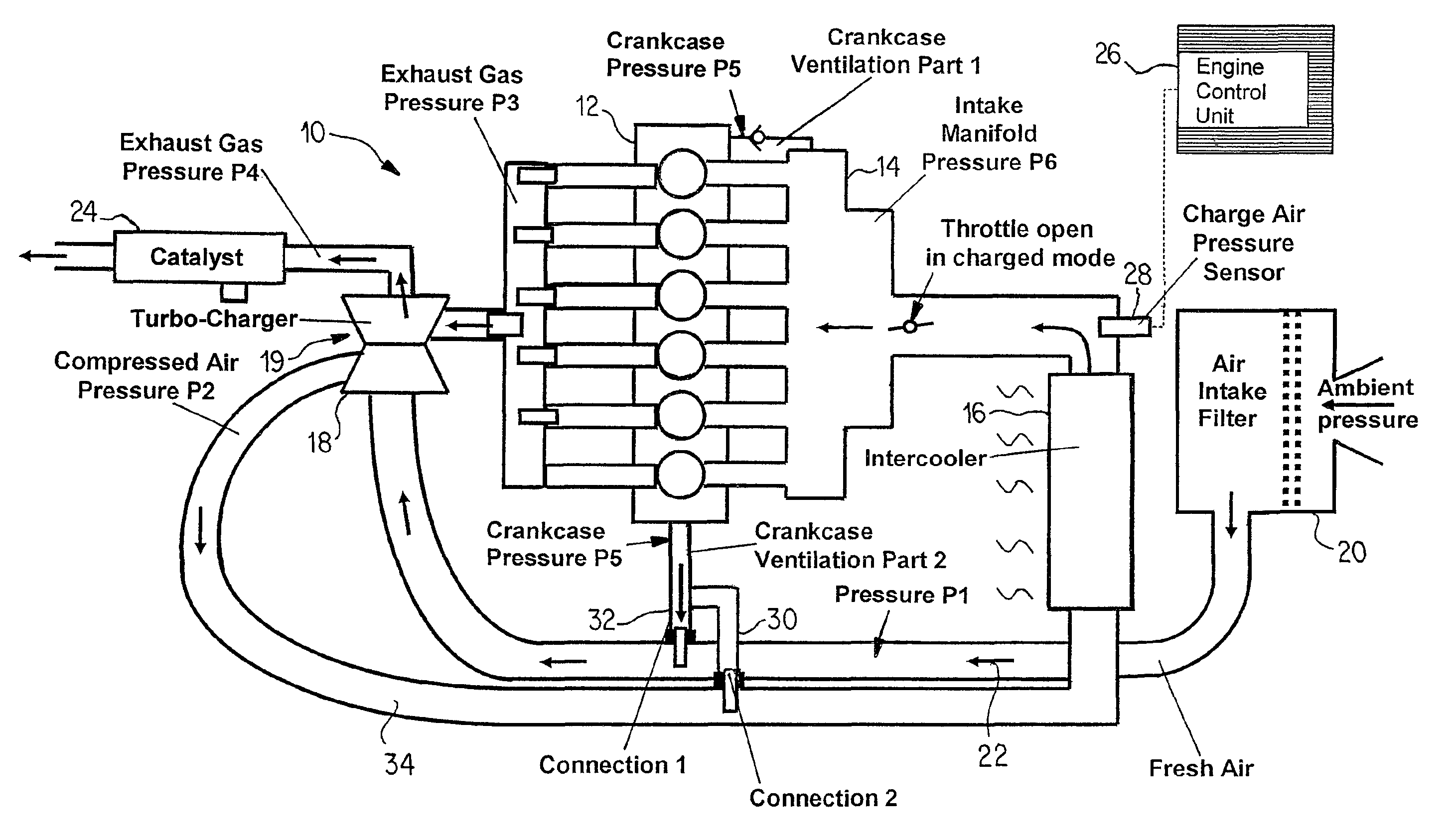 Diagram Of Internal Combustion