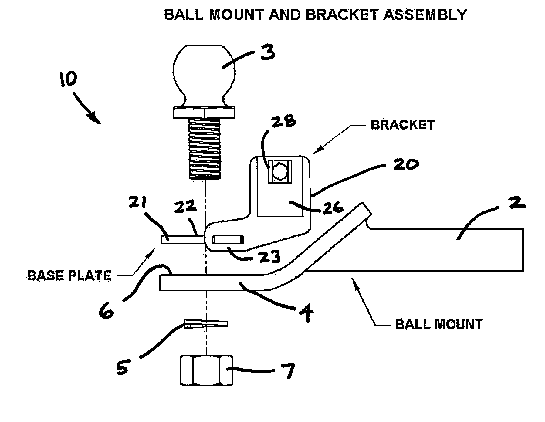 crane headache ball diagram