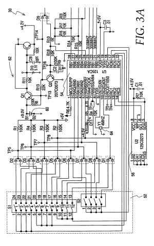 Patent US8325008  Simplified method and apparatus for