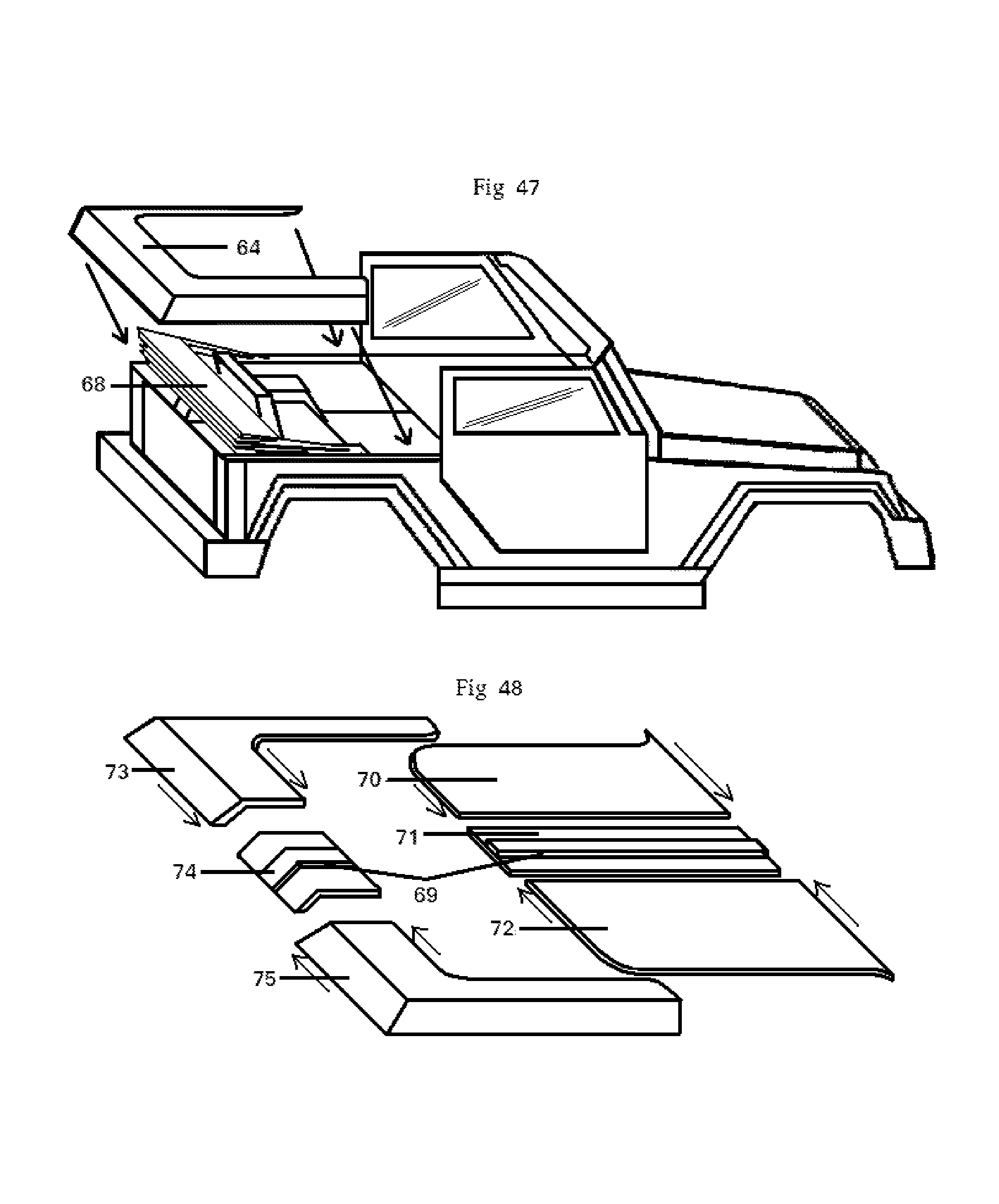 Patent Discovered For Jl Top Options