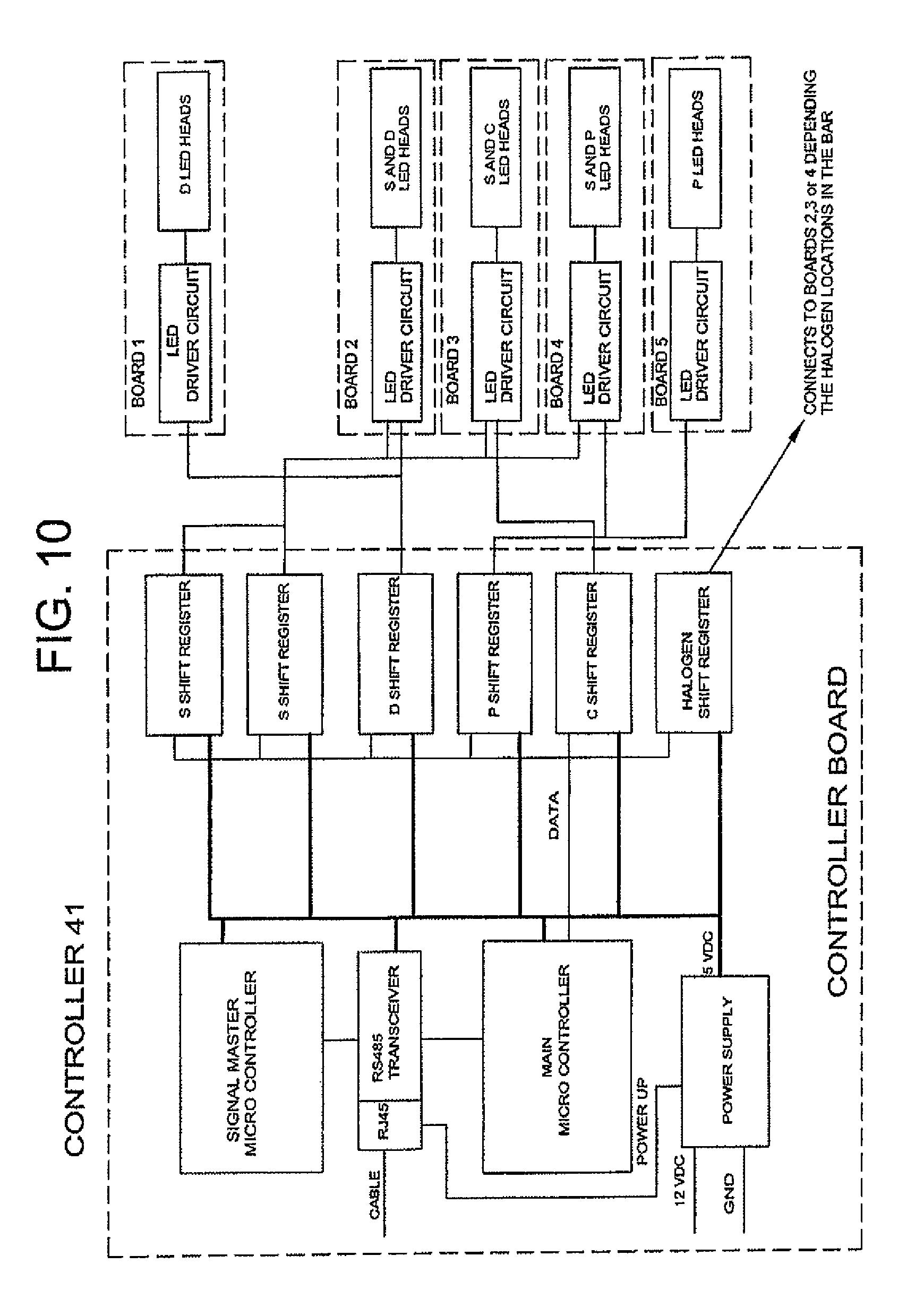 federal signal vector lightbar wiring diagram diy enthusiasts rh okdrywall co federal signal vista lightbar wiring diagram