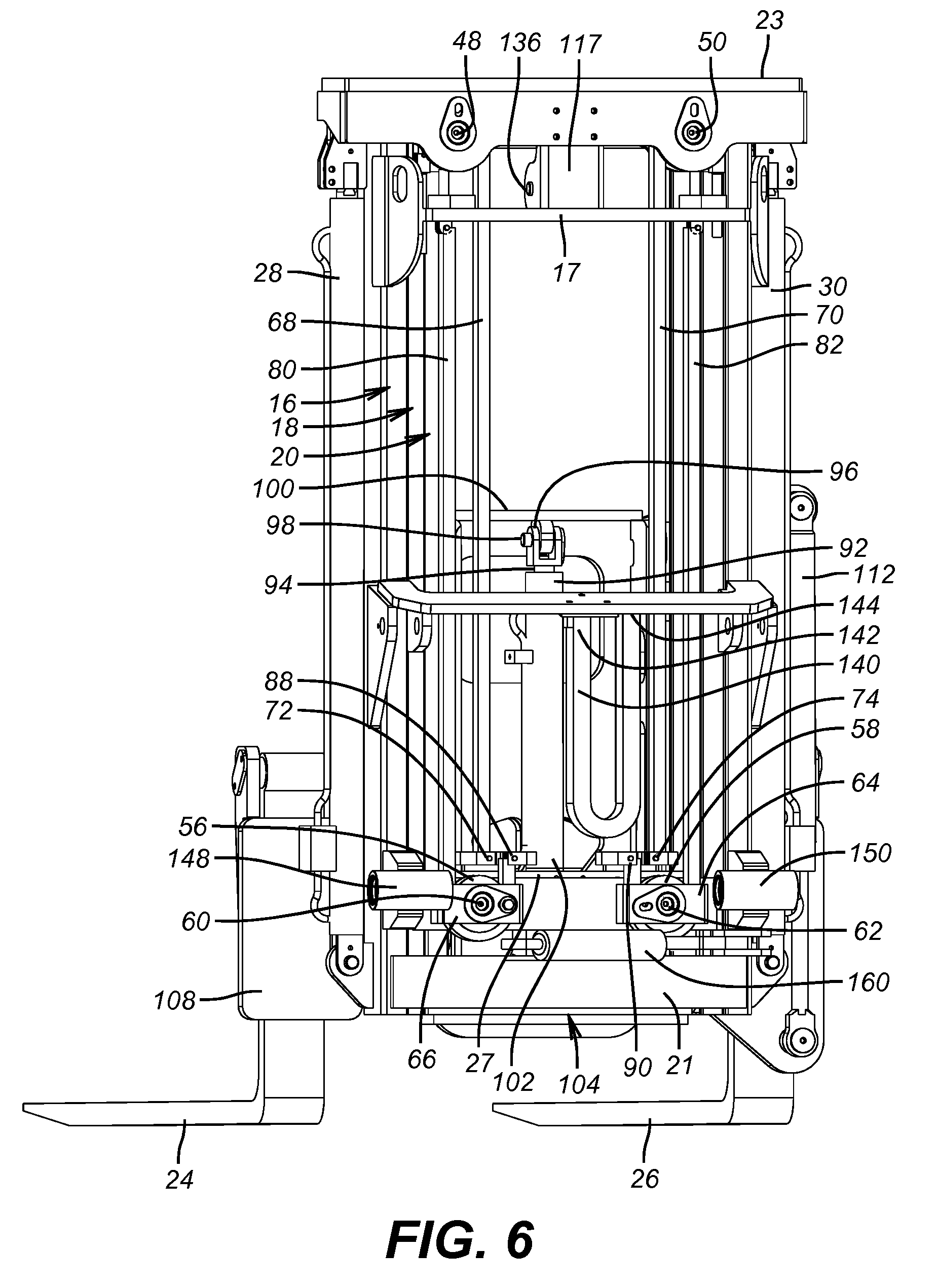 Car Lift Hydraulic Schematic