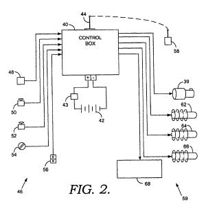 Patent USRE41554  Coordinated lift system  Google Patents