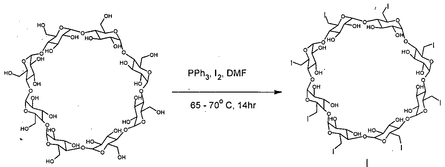 Image result for SUGAMMADEX SYNTHESIS