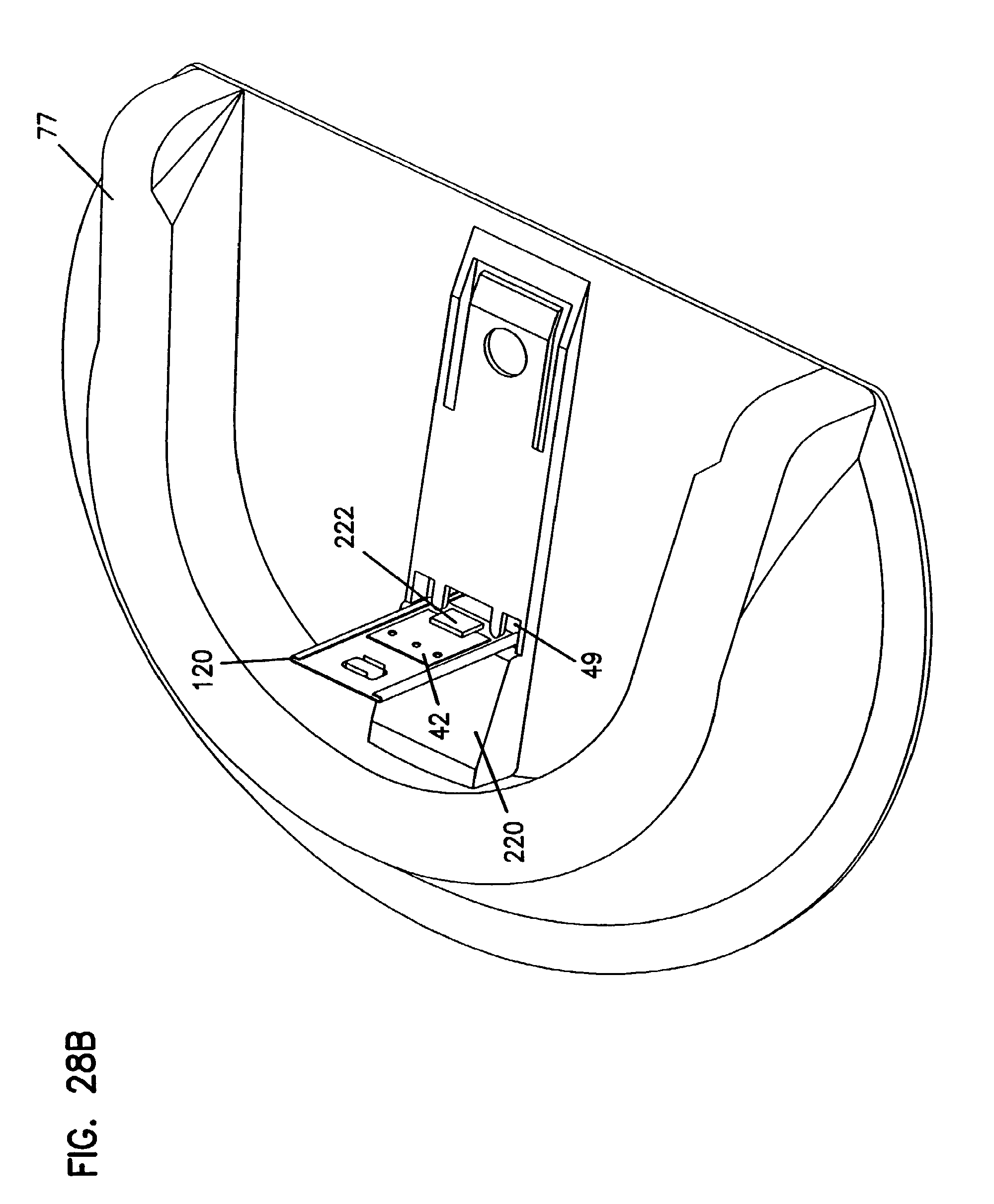 Us8226558b2 analyte monitoring device and methods of use patents