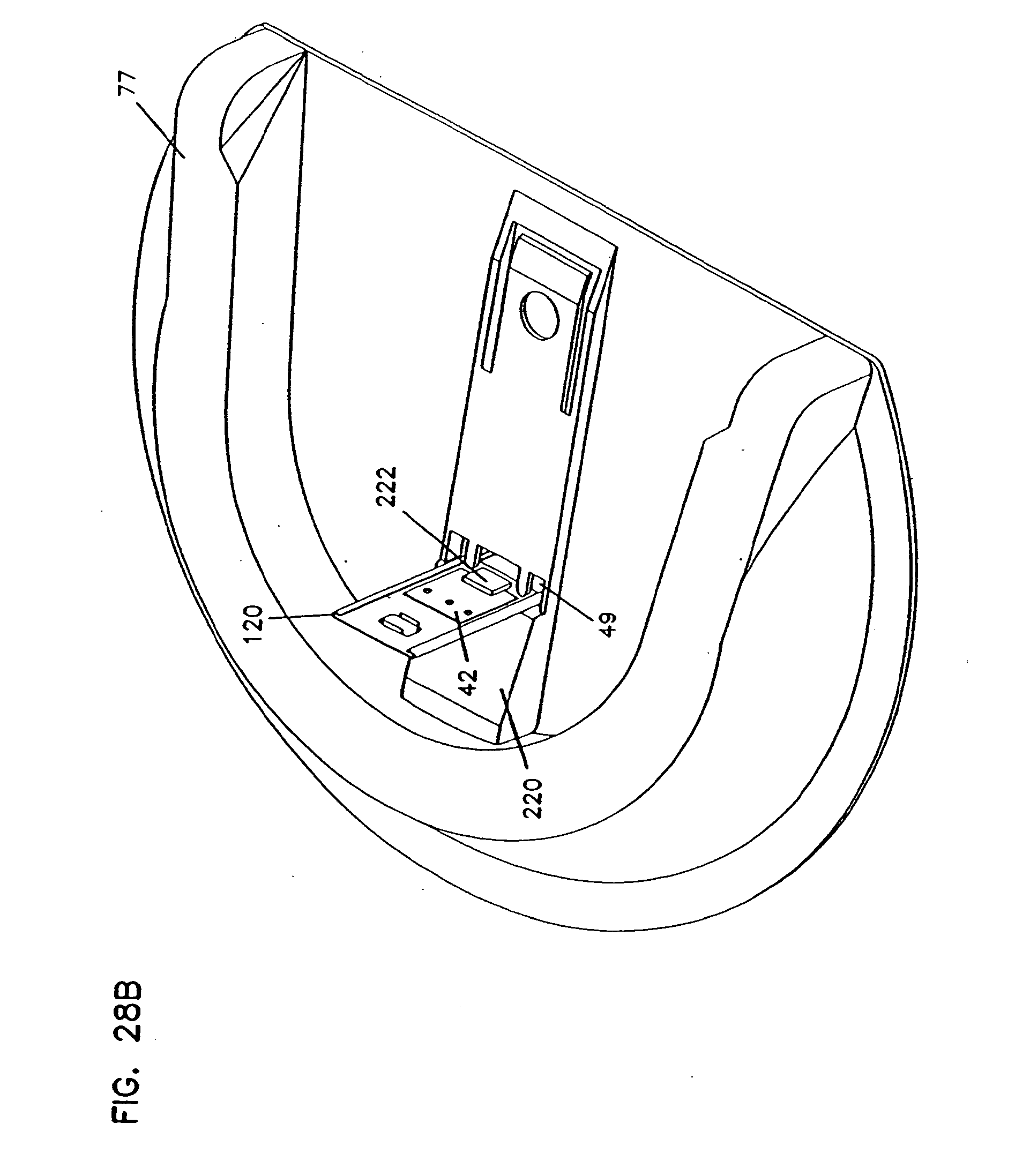 Us20100280346a1 analyte monitoring device and methods of use patents