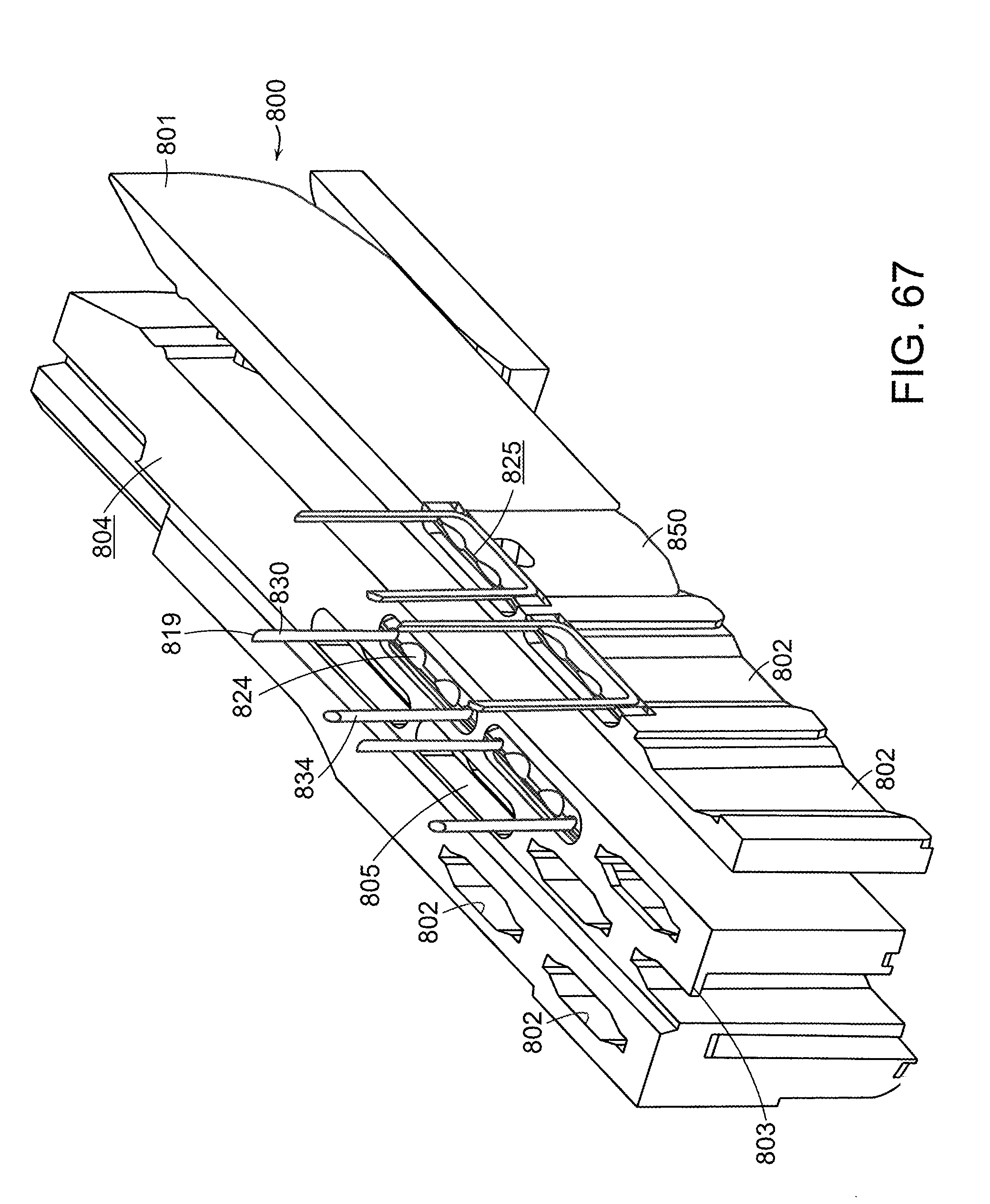 Us9307988b2 staple cartridges for forming staples having differing formed staple heights patents