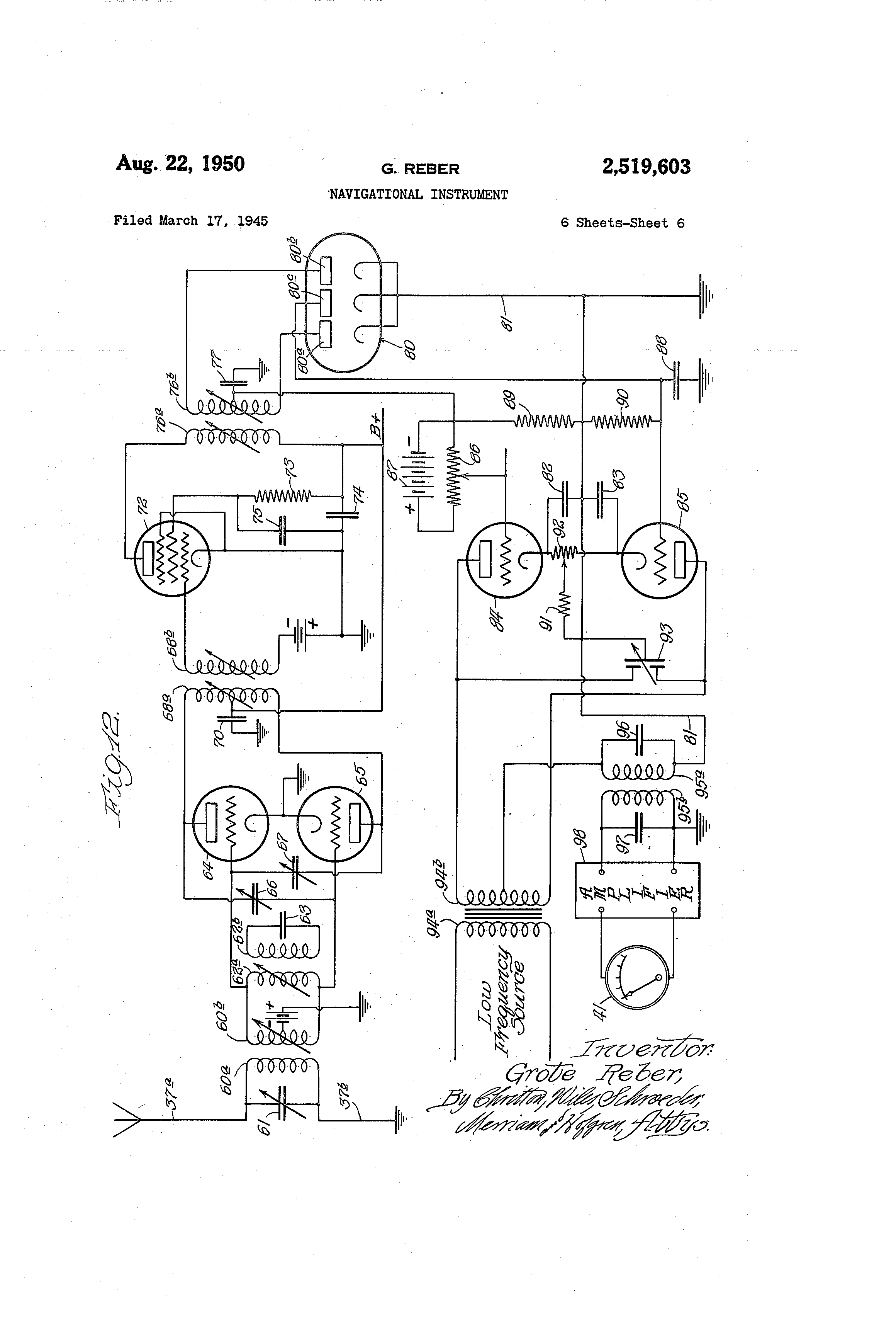 US2519603 5?resized665%2C9776ssld1 simplicity 4212 wiring diagram efcaviation com Simplicity 12.5 Lth Mower at suagrazia.org