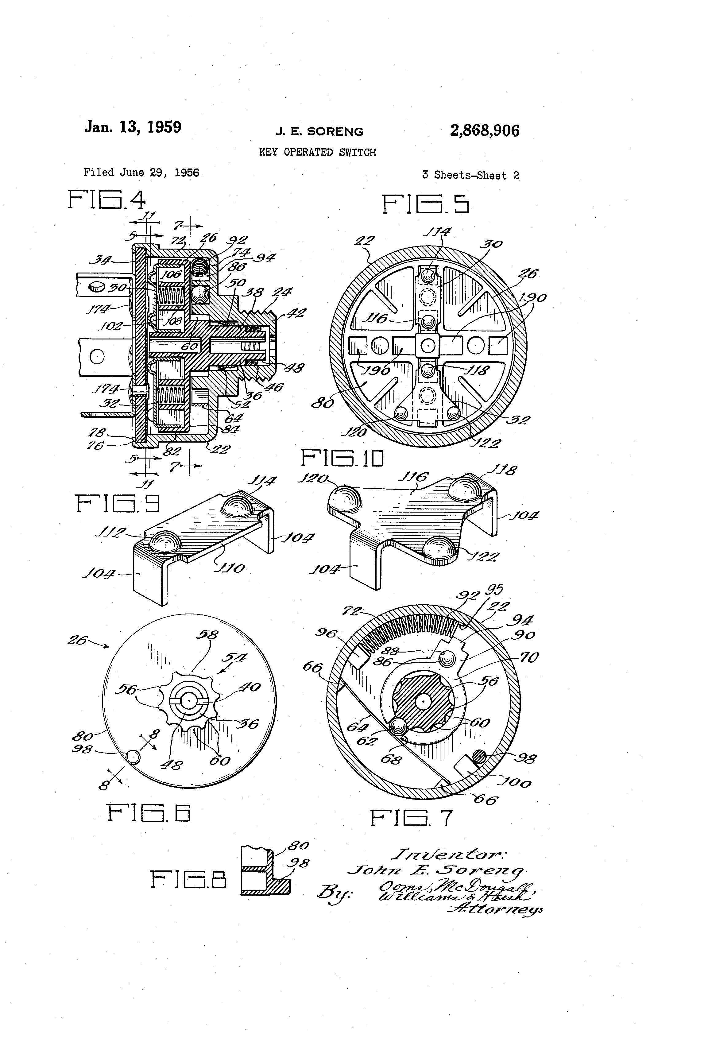 Indak Ignition Switch Wiring Diagram