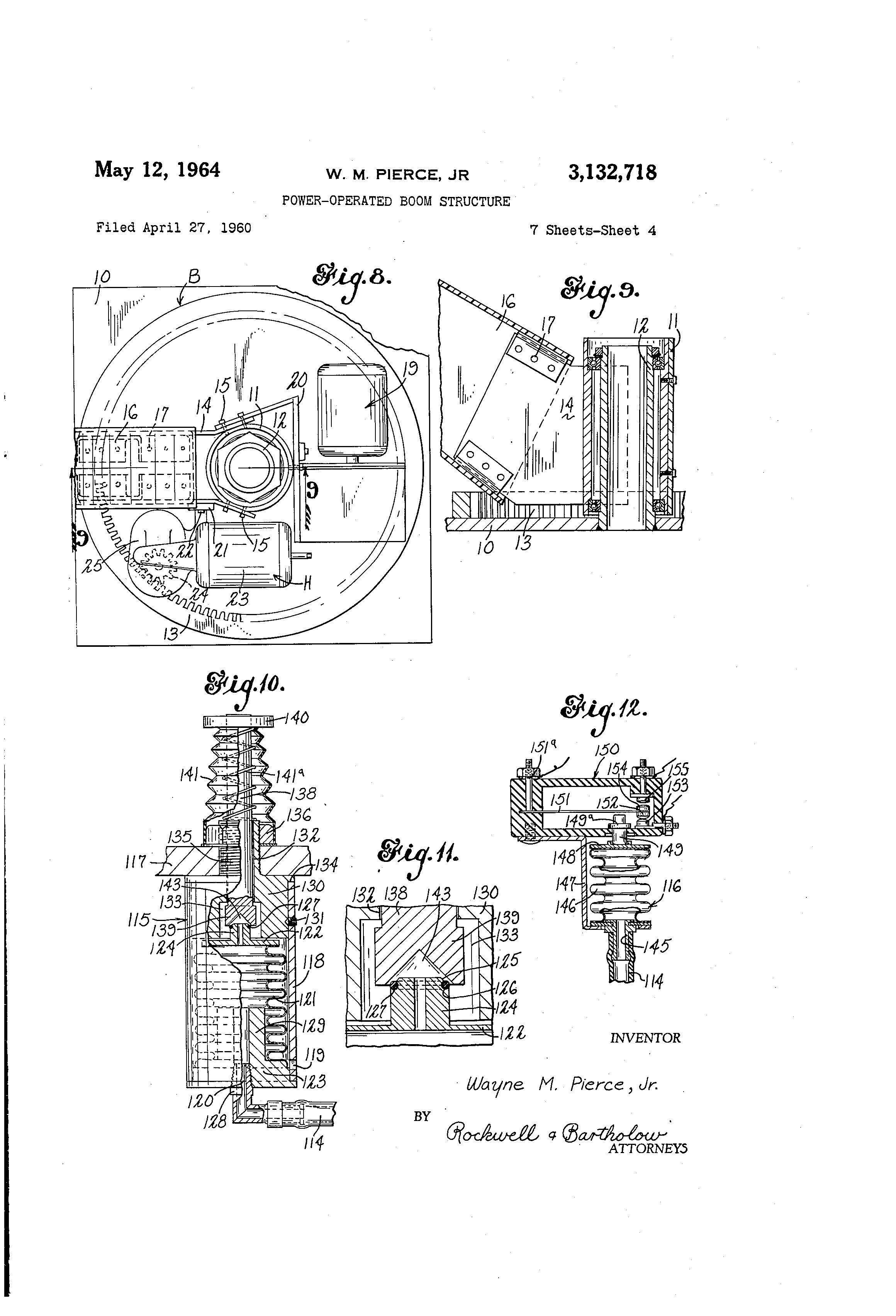 Altec Boom Hydraulics Controls Schematic