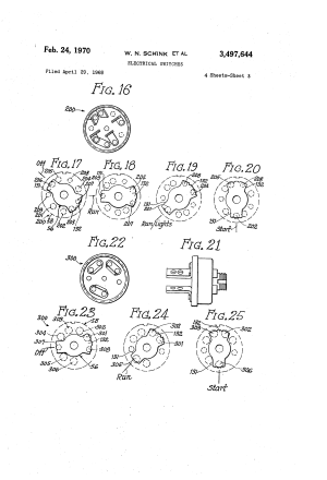 Patent US3497644  Electrical switches  Google Patents