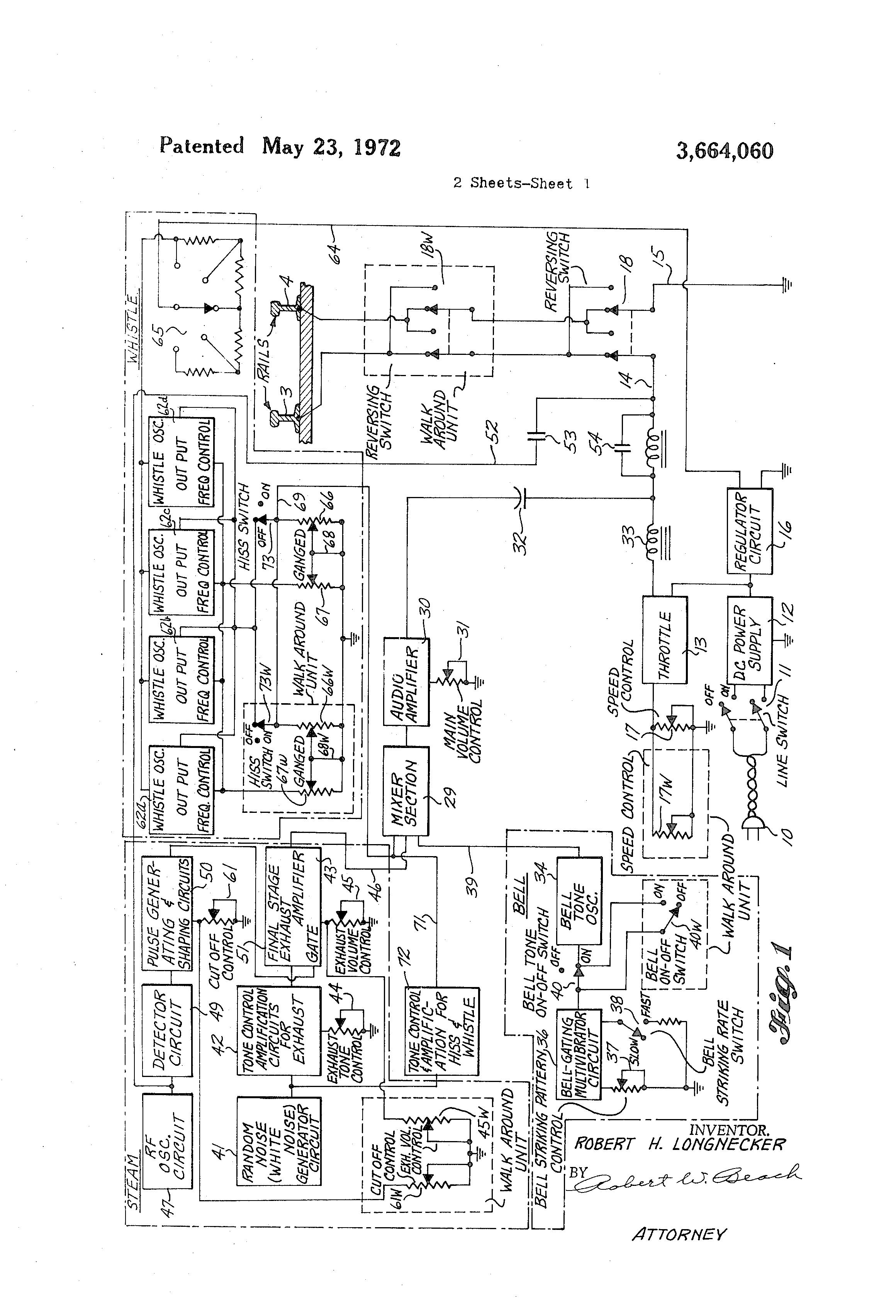Lionel Engine Diagram
