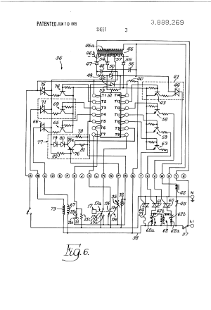 Patent US3888269  Control system for dishwasher  Google