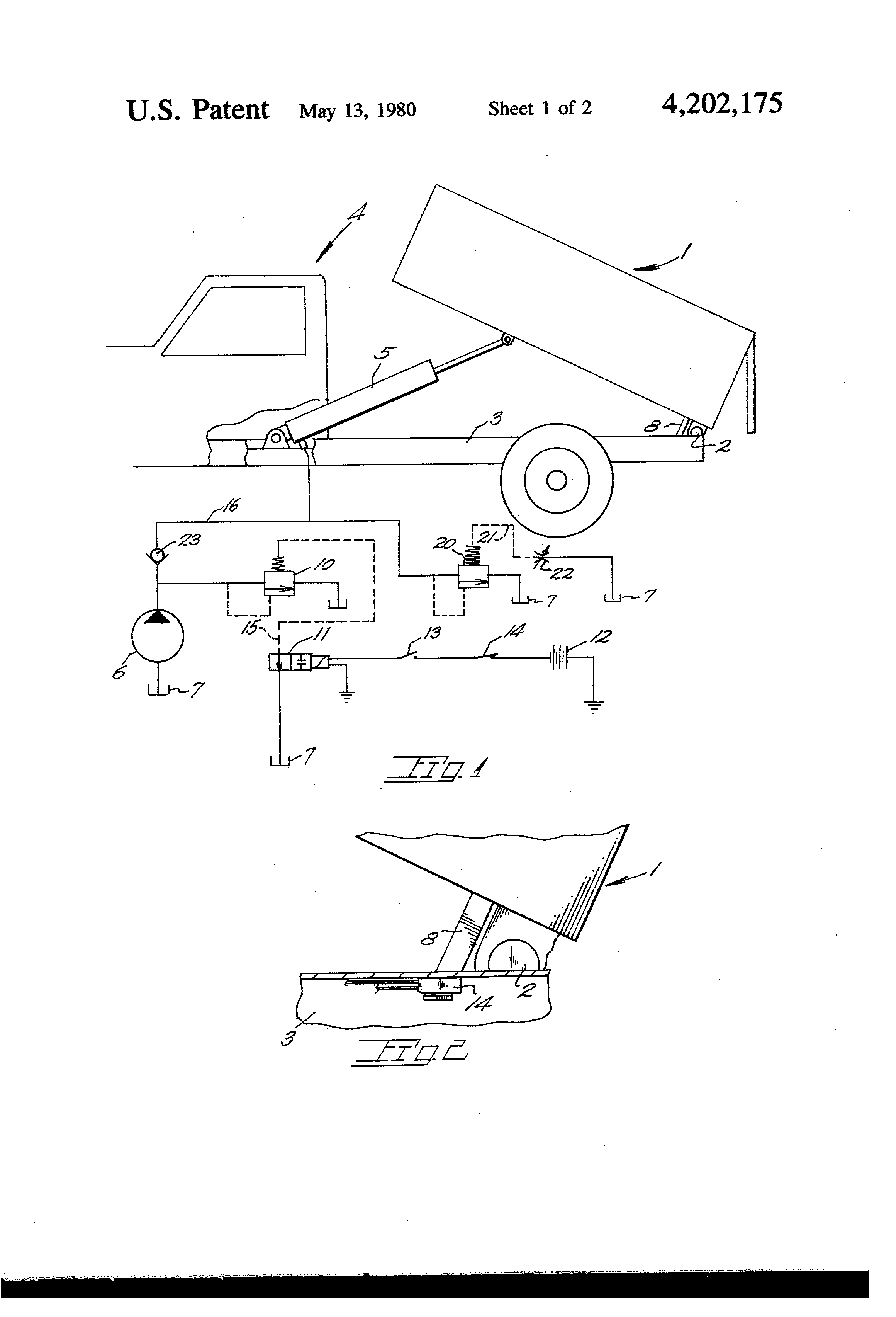 Dump Trailer Hydraulic Pump Wiring Diagram Parts Wiring