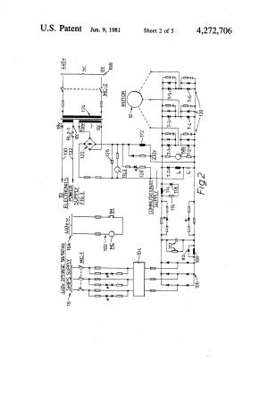 Patent US4272706  Mooring winch system  Google Patents