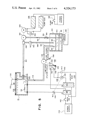 Patent US4324173  Filter system for frying apparatus