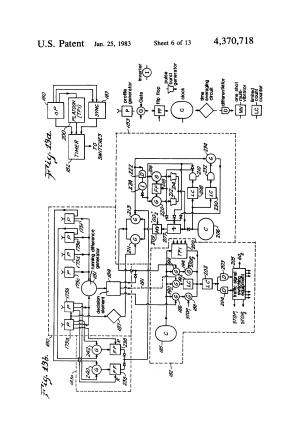 Patent US4370718  Responsive traffic light control system