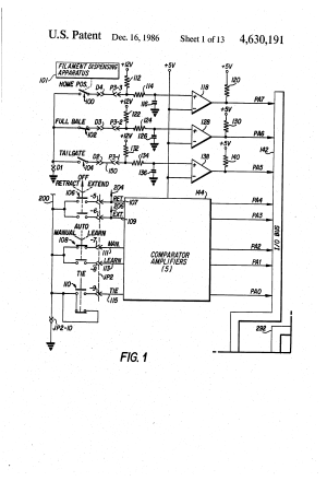 [WRG2891] 6610 Ford Tractor Wiring Diagram
