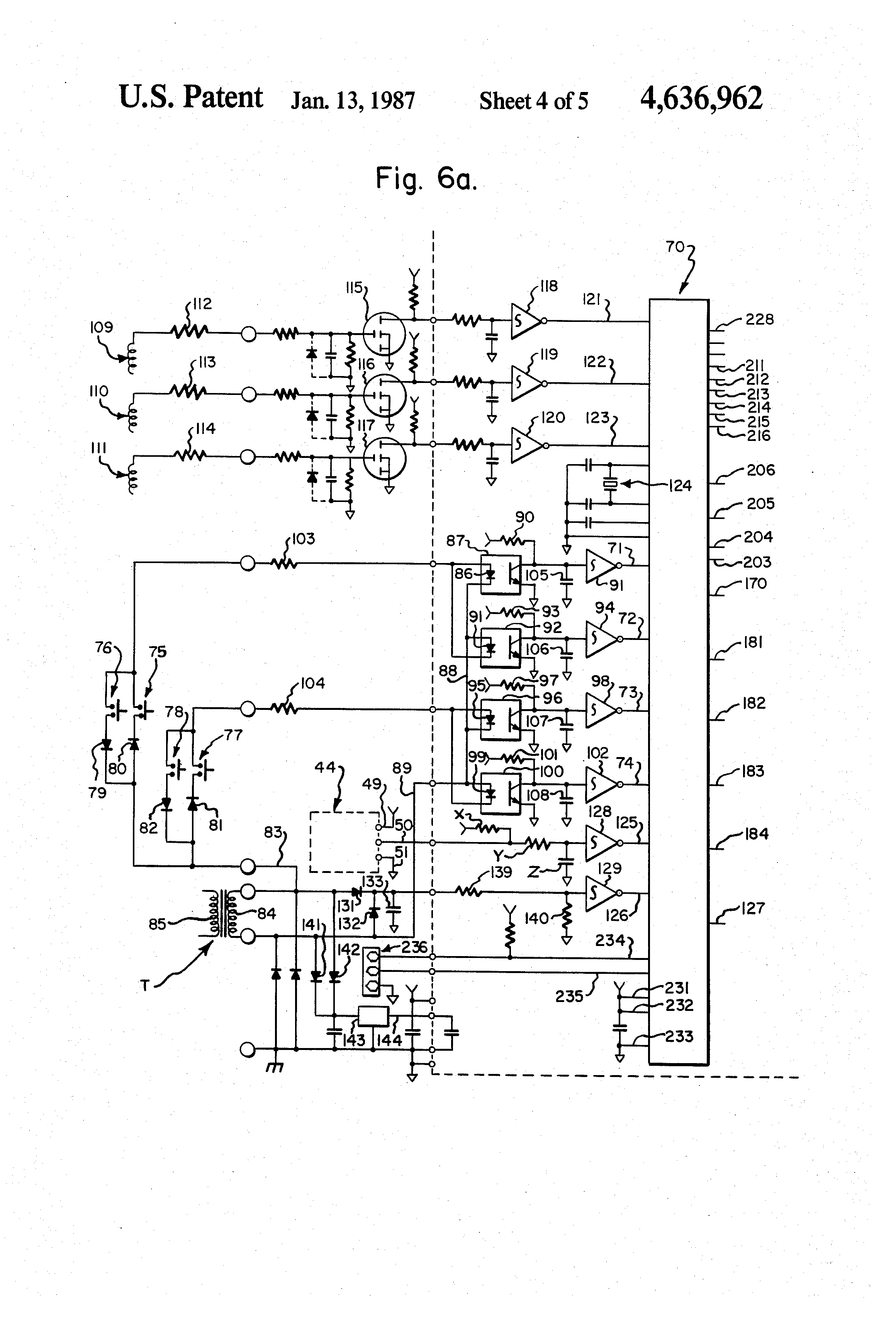 US4636962 4 hinomoto c172 wiring schematic wiring wiring diagram schematic  at gsmx.co