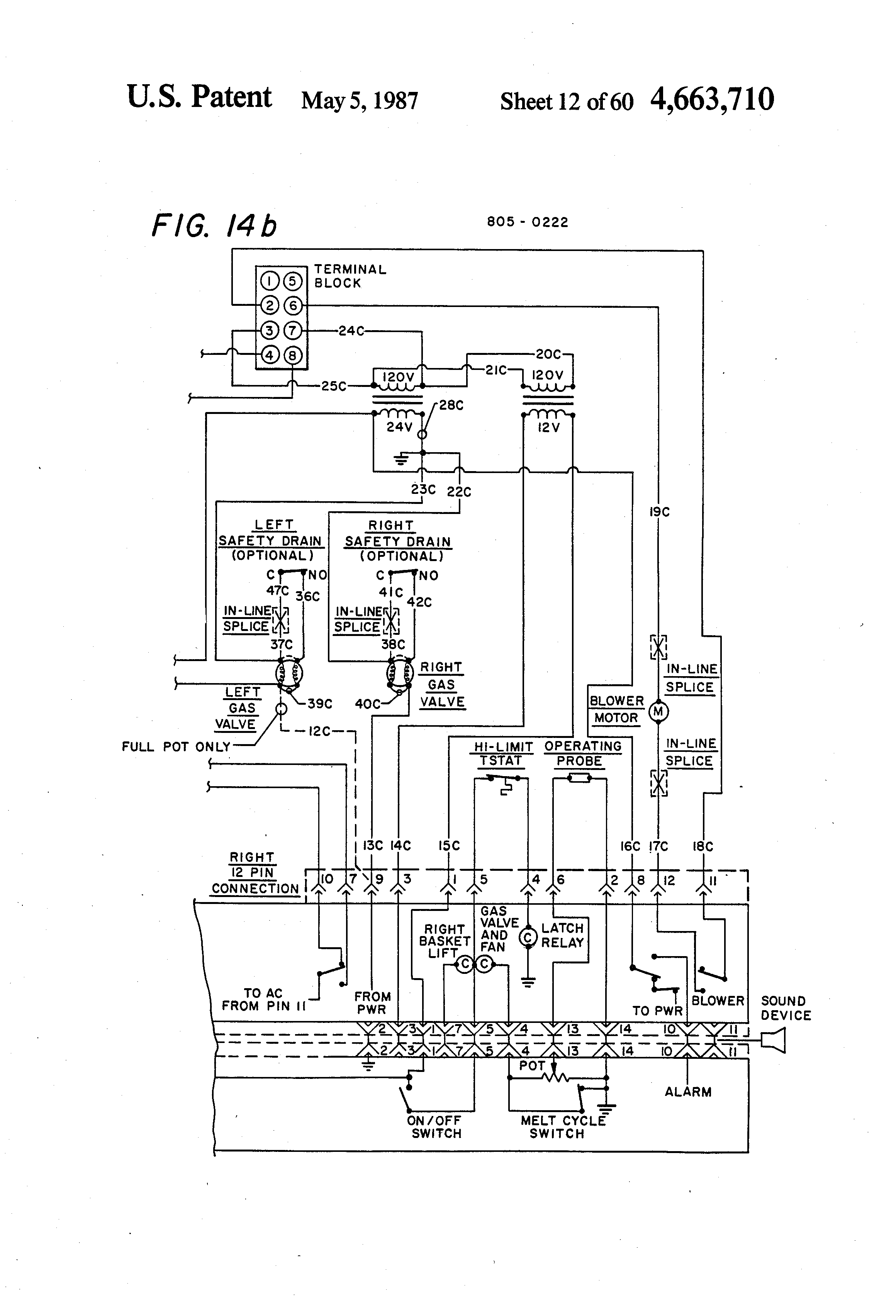Diagram Deep Fryer Wiring Diagram Full Version Hd