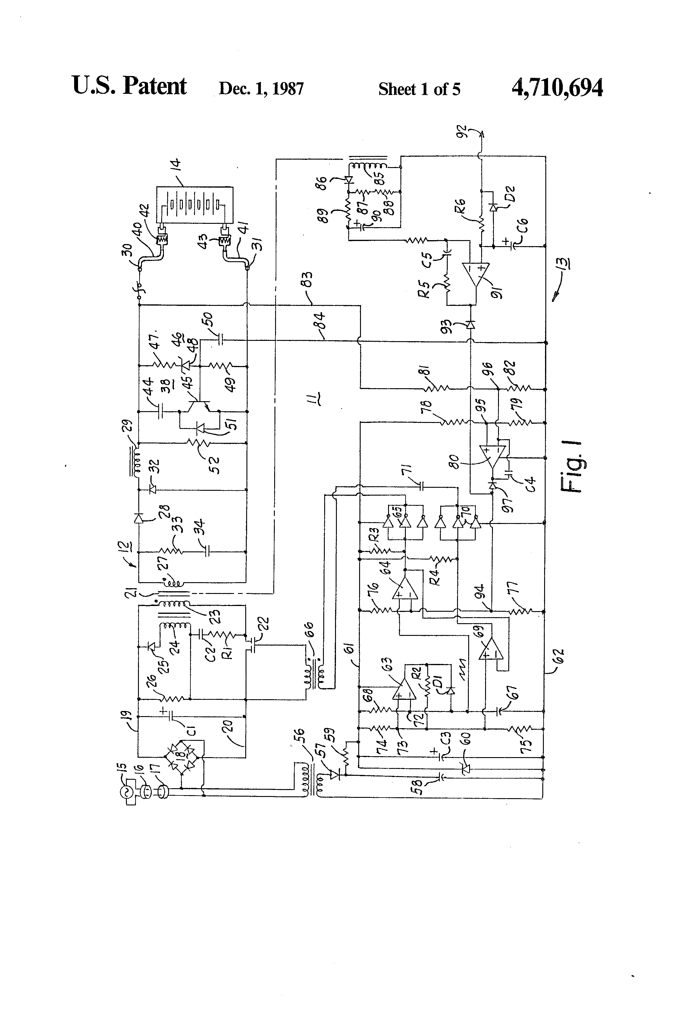 18v Battery Charger Circuit Diagram