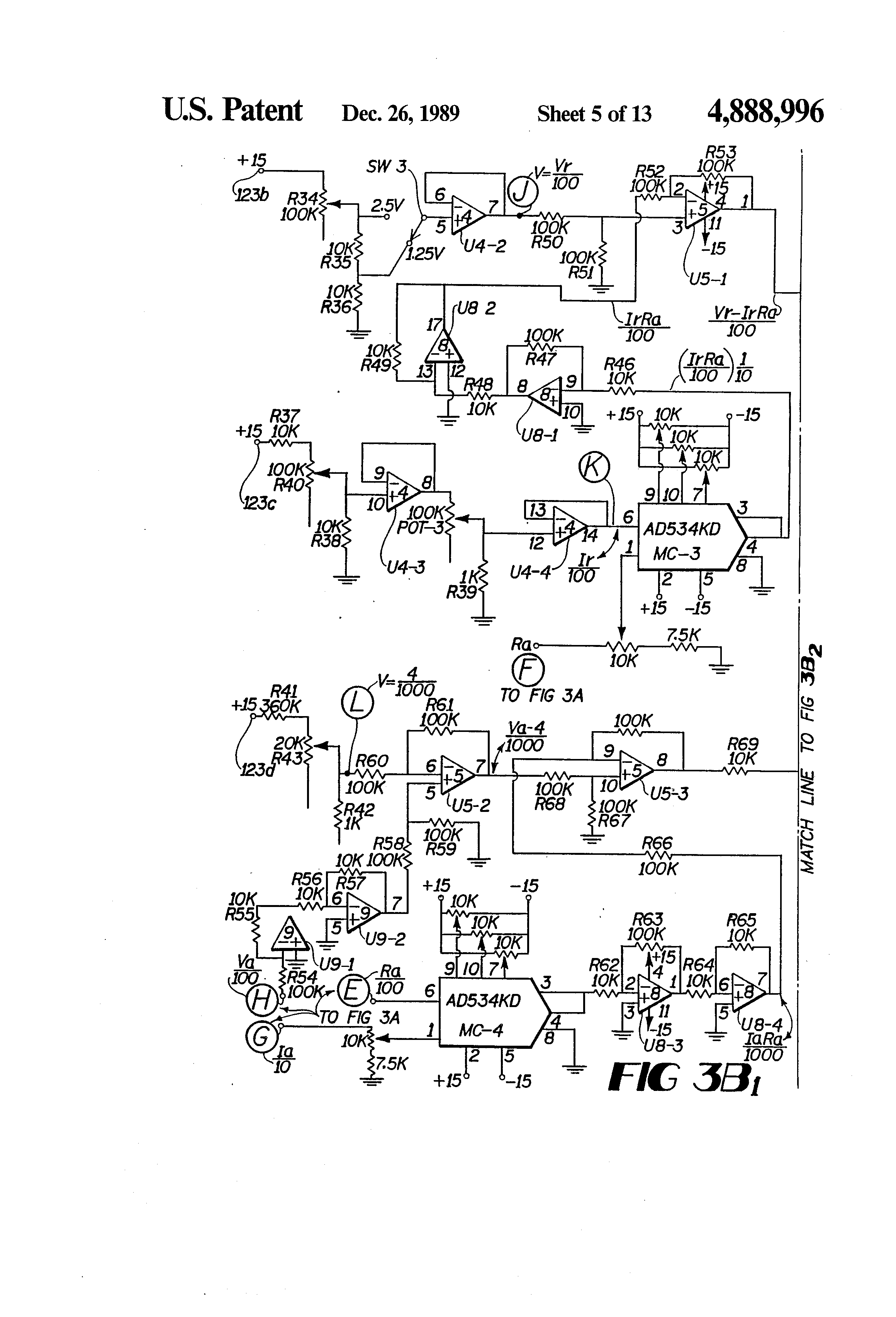 US4888996 5?resize\\\\\\\=2320%2C3408 edwards est3 fire alarm panel wiring diagram gandul 45 77 79 119 Basic Electrical Wiring Diagrams at alyssarenee.co