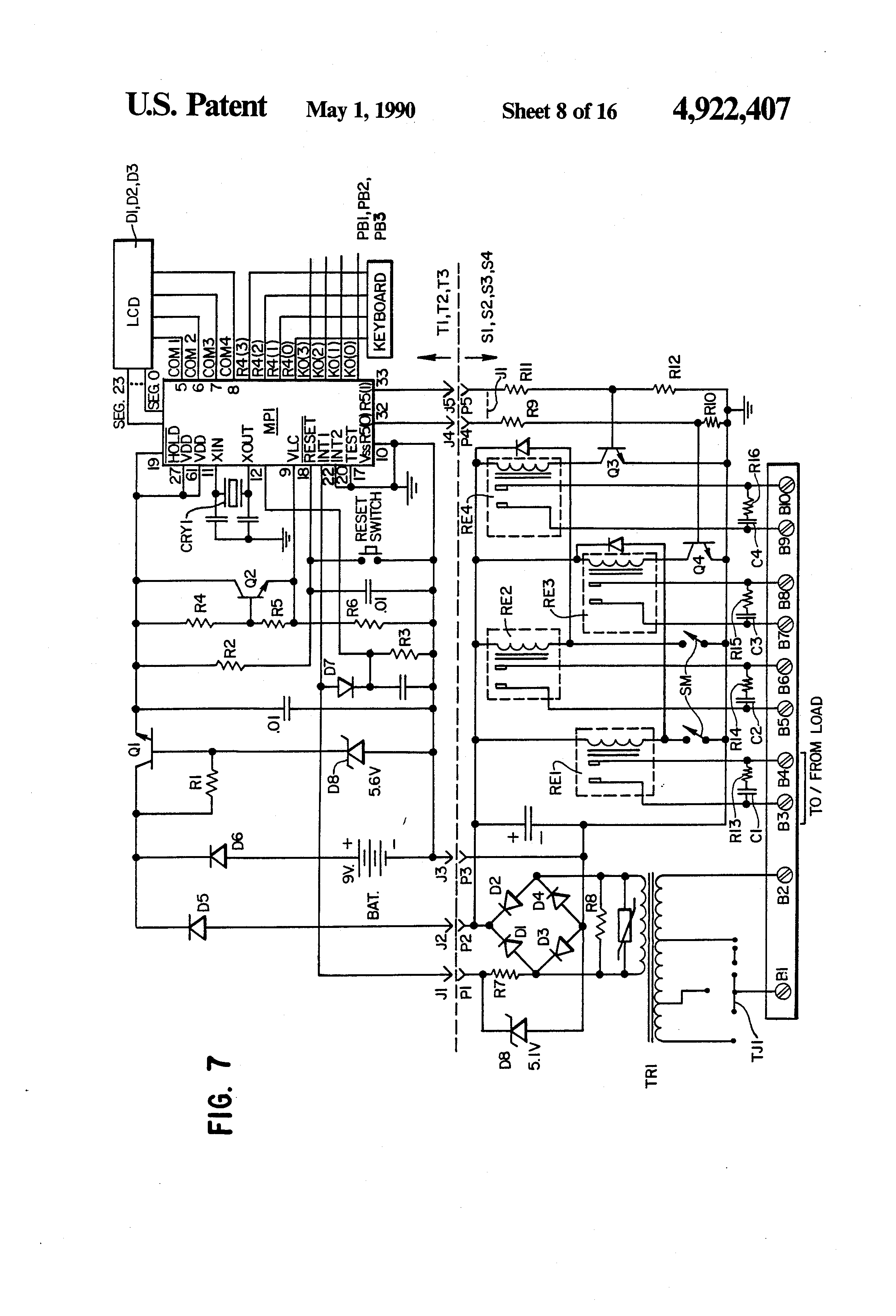 4pst Switch Wiring Diagram