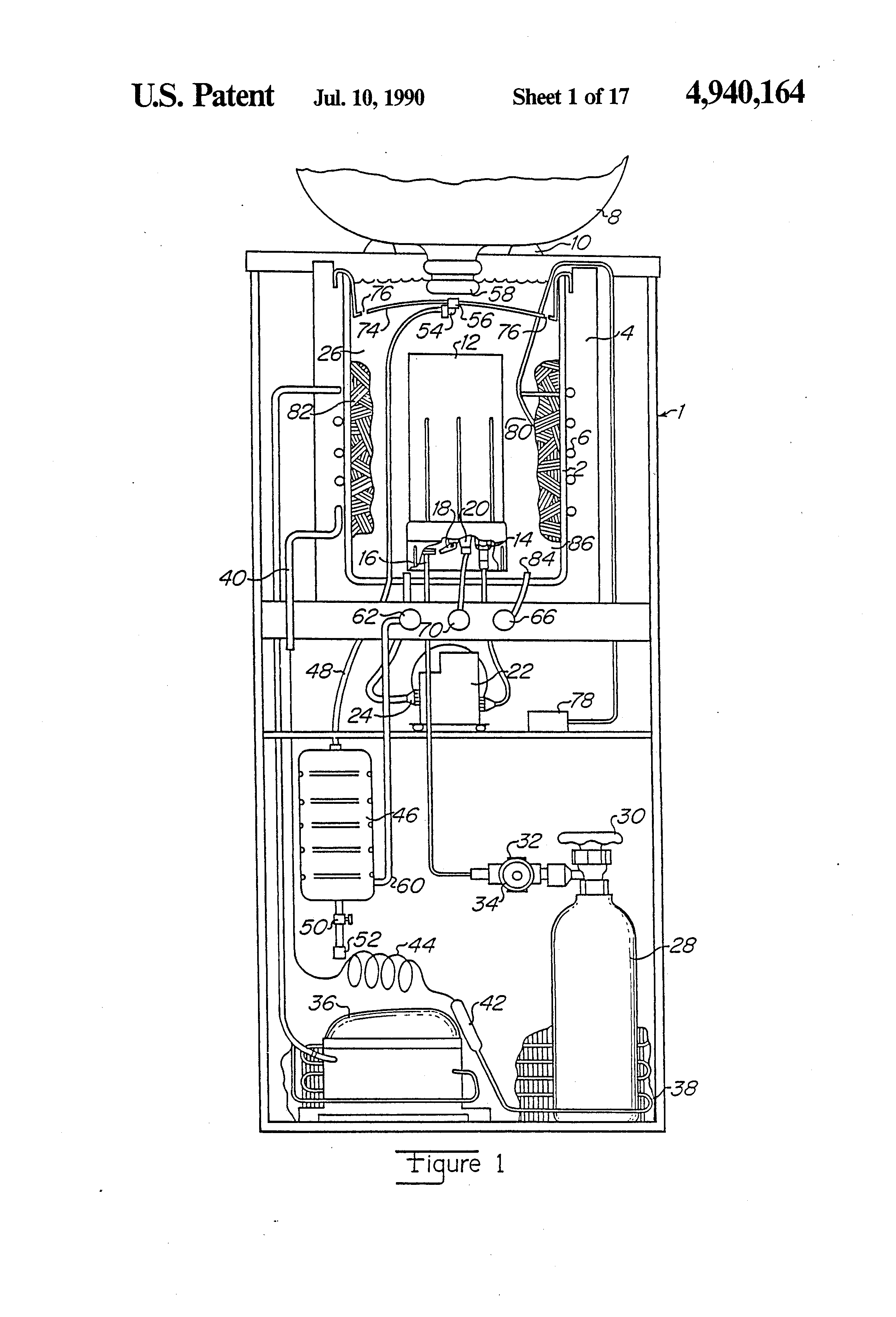 Sodastream Parts Diagram